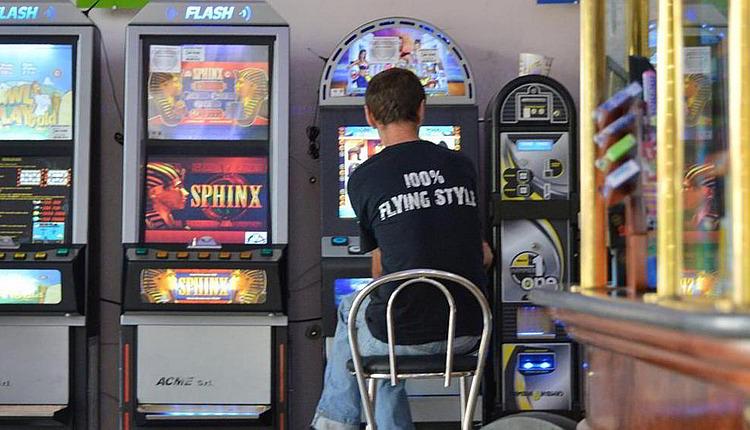 Regolamento slot machine 2018